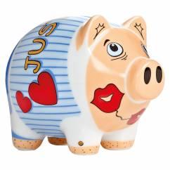 Mini Piggy Bank Set of 3 by Zwischenraum