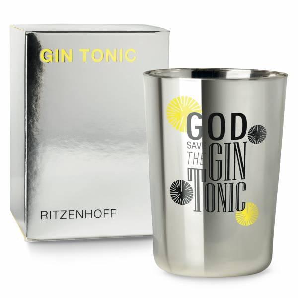GIN TONIC Ginglas von Shinobu Ito