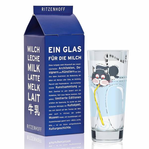 Milk Milchglas von Gabriel Weirich