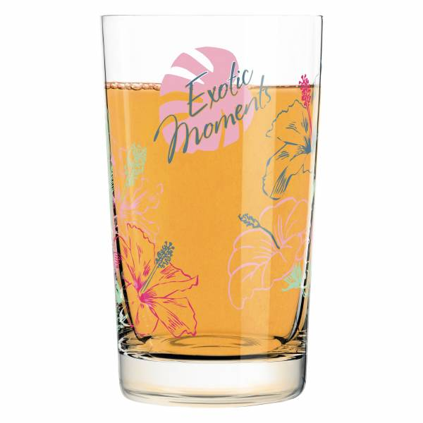 Everyday Darling soft drink glass by Iris Interthal