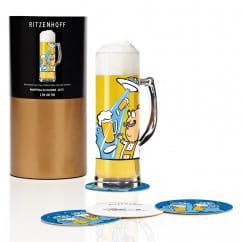 Seidel Bierkrug 0,5 l von Martina Schlenke