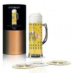 Seidel Bierkrug 0,5 l von Sven Dogs