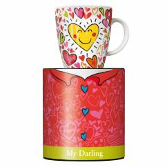 My Darling Kaffeebecher von Stephanie Roehe