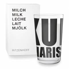 MILK Milk Glass by Pentagram