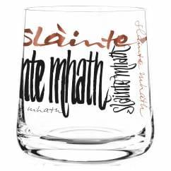 WHISKY Whiskyglas von Claus Dorsch