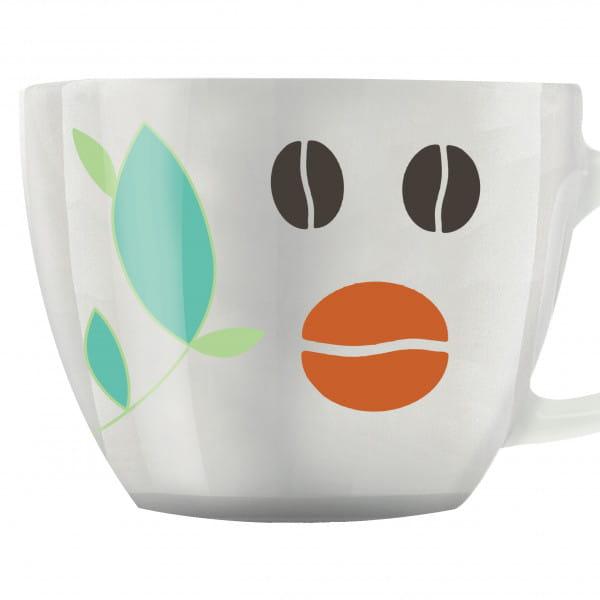 My Little Darling espresso cup by Marco Zanuso jr.