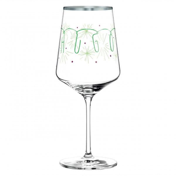 Hugo R. Aperitif Glass by Monica Albini