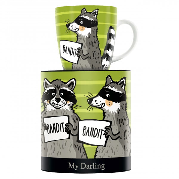 My Darling Kaffeebecher von Martina Schlenke