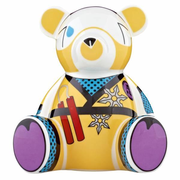 Teddy Bank Money Box Bear by Shinobu Ito