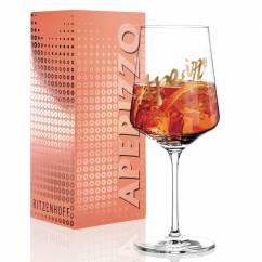 Aperizzo Aperitif Glass by Claus Dorsch