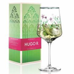 Hugo R. Aperitif Glass by Dominika Przybylska