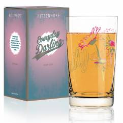 Everyday Darling Softdrinkglas von Yvonne So