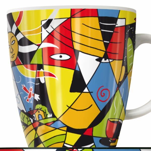 My Darling Kaffeebecher von Oliver Weiss