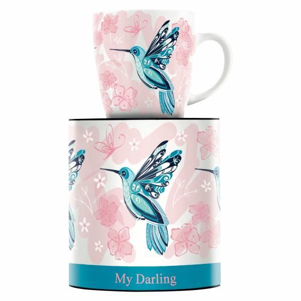 My Darling Kaffeebecher von Marie Peppercorn