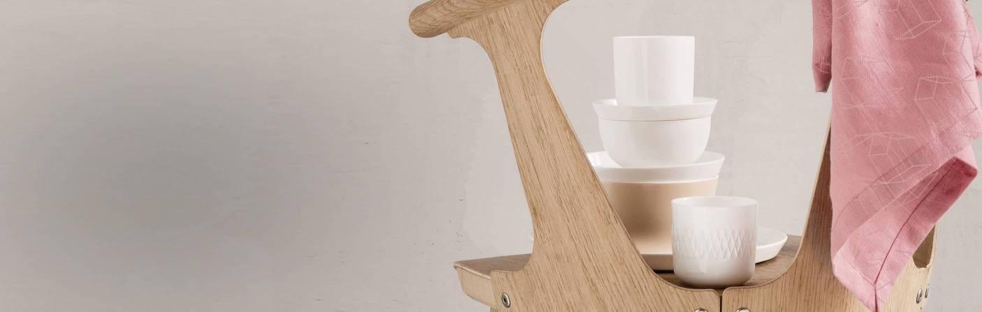 Porzellanbecher – Henkellose Becher im zeitlosen Design