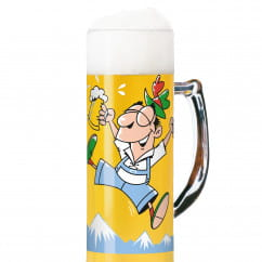 Seidel beer mug 0.5 l by Nick Diggory
