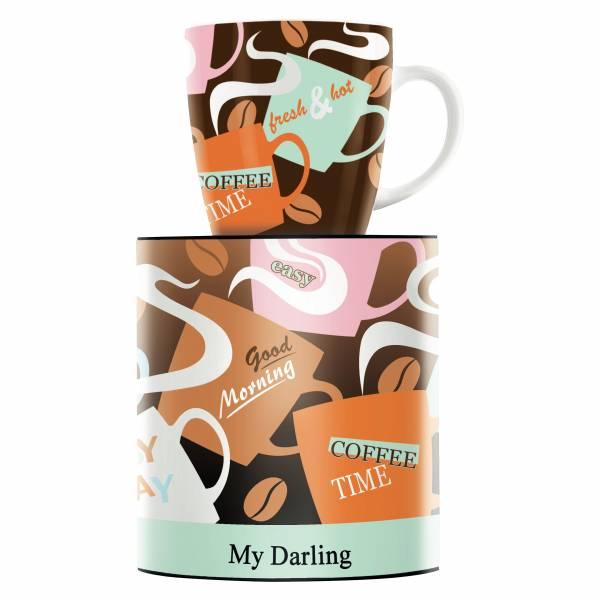 My Darling Kaffeebecher von Horst Haben