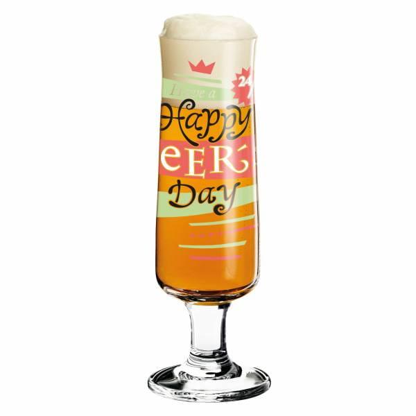 Beer Bierglas von Hans-Christian Sanladerer