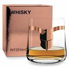 WHISKY Whisky Glass by Houmayoun Mahmoudi