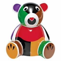 Teddy Bank Spardose Bär von Ambrogio Pozzi