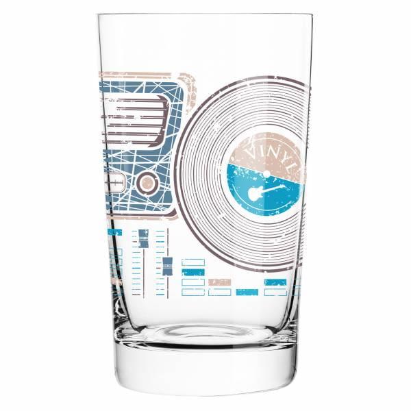 Everyday Darling soft drink glass by Kurz Kurz Design