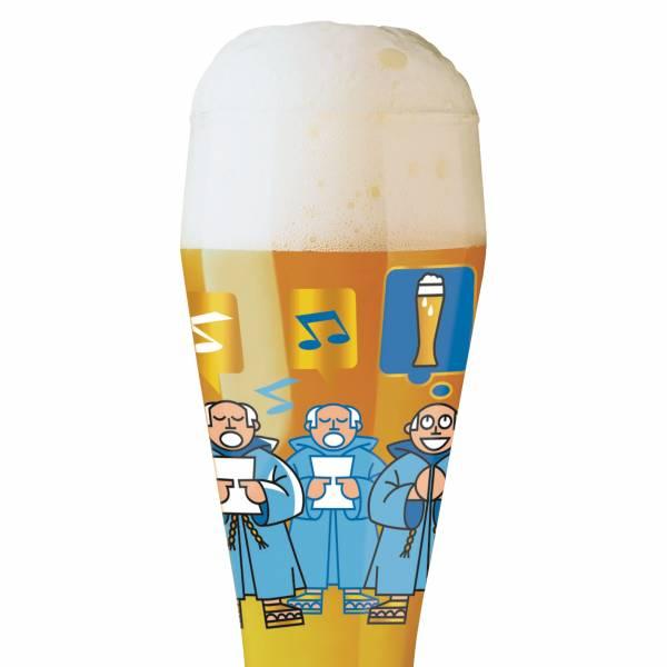 Weizen Wheat beer glass by Thomas Marutschke