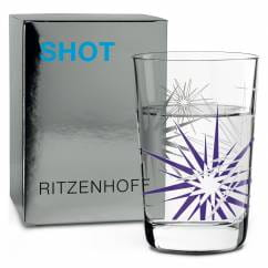 SHOT Shot Glass by Alena St. James (Stars)