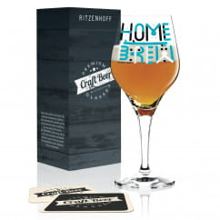 Craft Beer Bierglas von Pietro Chiera