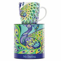 My Darling coffee mug by Nilesh Mistry