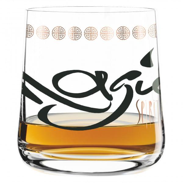WHISKY Whiskyglas von Annett Wurm