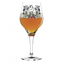 Craft Beer Bierglas von Maya Franke