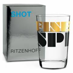 SHOT Shot Glass by Pentagram (Fine Spirit)
