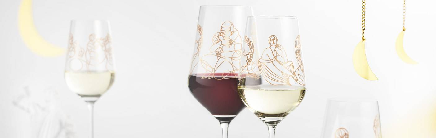 Wine Ensemble - Demanding series, with Greek mythology
