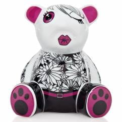 Mini Teddy Bank money box bear by Dorothee Kupitz