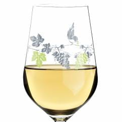 White Weißweinglas von Concetta Lorenzo