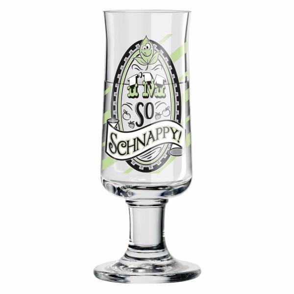 Schnapps Schnapsglas von Shari Warren