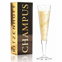 Champus Champagne Glass by Selli Coradazzi