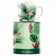My Darling Kaffeebecher von Melanie Wüllner