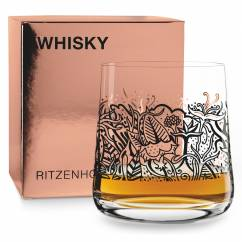 WHISKY Whisky Glass by Adam Hayes