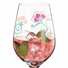 Aperitivo Rosato Aperitif Glass by Carolin Körner