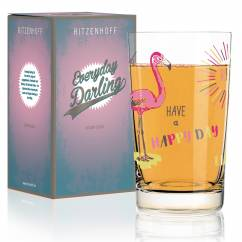Everyday Darling Softdrinkglas von Michaela Koch
