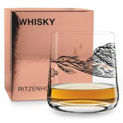 WHISKY Whisky Glass by Olaf Hajek