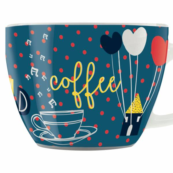 My Little Darling espresso cup by Concetta Lorenzo