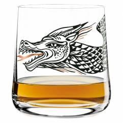 WHISKY Whisky Glass by Olaf Hajek (Nessie)