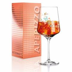 Aperizzo Aperitif Glass by Kathrin Stockebrand