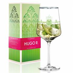 Hugo R. Aperitif Glass by Lulu