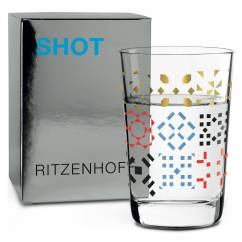 SHOT Shot Glass by Nuno Ladeiro