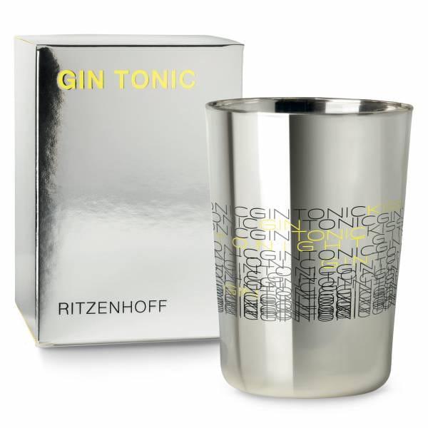 GIN TONIC Ginglas von Petra Mohr